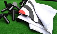 Tâm golf mục tiêu, tâm phát bóng golf