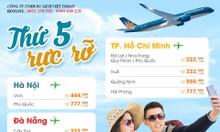 Vé máy bay đi Nhât Bản