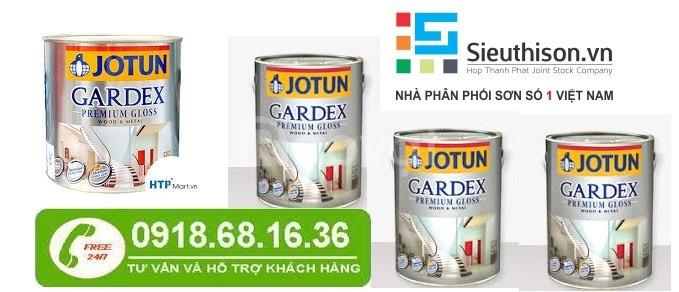 Cửa hàng chuyên cung cấp sơn dầu jotun gadex tại bình phước