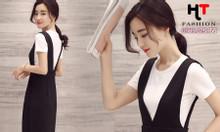 Shop váy đầm bigsize công sở HT-Fashion - Váy đâm xuông bigsize nữ