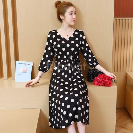 Địa chỉ bán quần áo bigsize HT-Fashion - Váy đầm đuôi cá bigsize