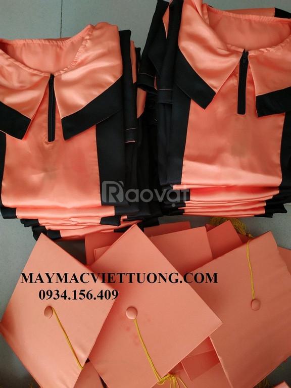 Xưởng may áo tốt nghiệp mầm non giá rẻ