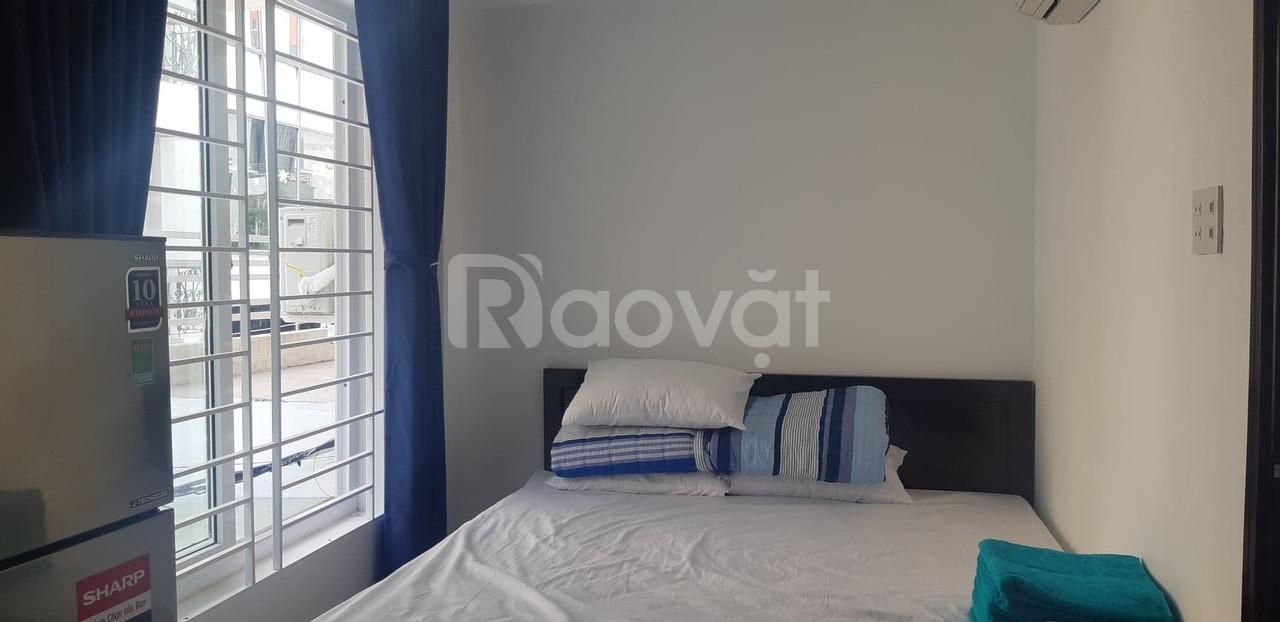 Cho thuê căn hộ tại Phố Tây Nha Trang, giá rẻ.