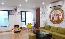 Bán nhà Hoàng Văn Thái 53mx5T, gara tô tô tránh, KD văn phòng