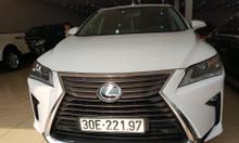Bán Lexus RX 200t màu trắng sx 2016 tên công ty