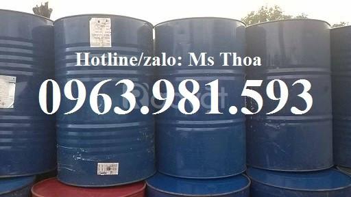 Thùng phuy sắt nắp kín mở 220 lít, thùng phuy đựng hóa chất 220 lít.