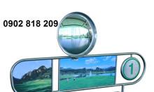 Gương cầu vách ngăn sân tập golf