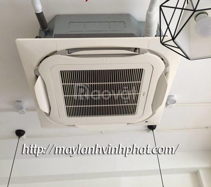Nhà cung cấp + Lắp Máy lạnh âm trần Toshiba – Máy lạnh Toshiba giá re