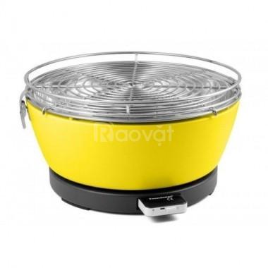 Bếp nướng than hoa không khói  Phủ Đổng PD17-T116 bếp ngoài trời