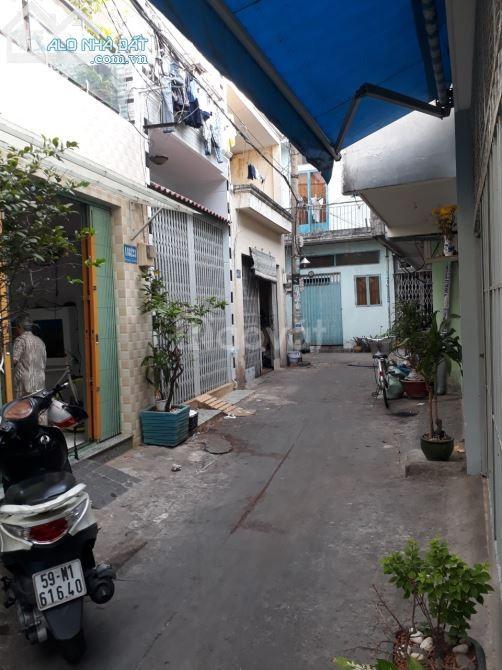 Nhà Trần Văn Quang phường 10, quận Tân Bình