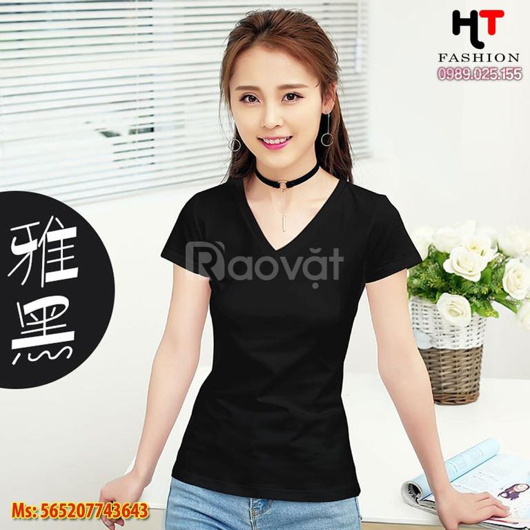 Thời trang bigsize HT-Fashion - Shop bán áo thun trơn bigsize