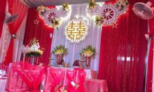 Trang trí nhà đám cưới tại BMT- An Nhiên wedding