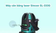 Máy cân bằng laser 5 tia xanh