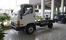 Hyundai Mighty N250 2T3 thùng bạt 3m6, HT trả góp