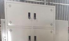 Tủ sắt đựng tài liệu văn phòng 8 cánh K8