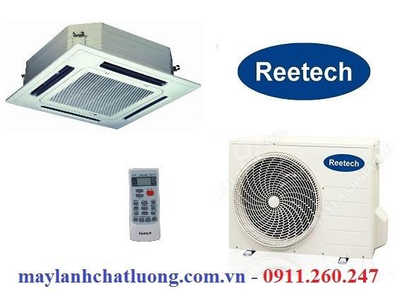 Máy lạnh âm trần Reetech – Thương hiệu máy lạnh chất lượng tốt giá rẻ
