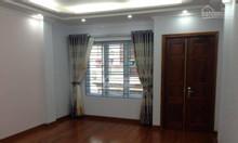 Cho thuê nhà ngõ lớn Thái Hà, 45m2*4T, all thông sàn, lô góc