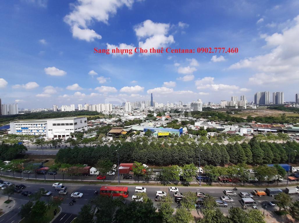 Cần tiền làm ăn, bán gấp căn Centana Thủ Thiêm, 2PN, 61m2 view hồ bơi