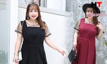 Quần áo bigsize HT-Fashion - Shop váy đầm trung niên bigsize