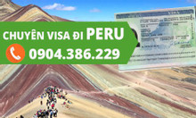 Làm Visa đi Peru giá rẻ
