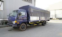 Hyundai Đô Thành HD120SL hàng hiếm, tải 8 tấn thùng dài 6m3