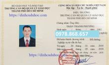 Tìm lớp tư vấn du học cấp tốc tại Hà Nội