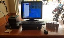 Lắp đặt trọn bộ máy tính tiền cho nhà hàng tại Huế