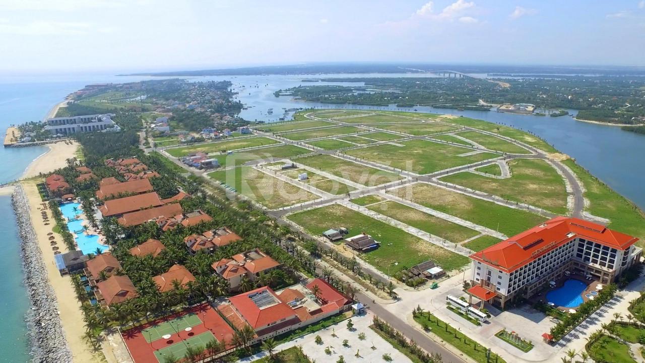 Bán gấp lô đất ven biển 468m2 cạnh khách sạn Mường Thanh, đã có sổ đỏ