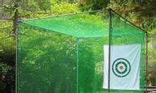 Tâm phát bóng golf 1.5mx1.5m màu trắng
