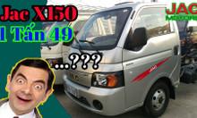 Jac x150 | Jac x5 | Jac 1t25 | Jac x125 | Xe tải dưới 1 tấn