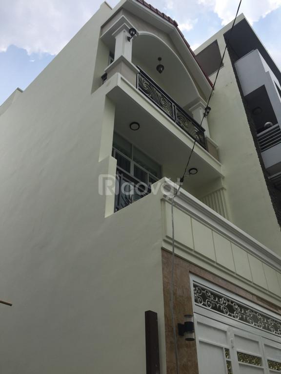 Bán nhà Binh Tân đường số 18- Bình Hưng Hòa 4x15 đường nhựa 8m