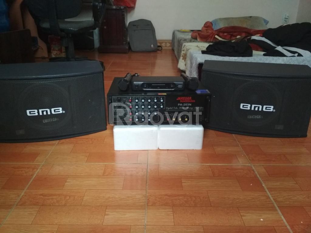 Cần bán Amply và đôi loa BMB