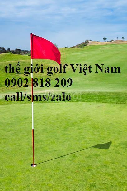 Cột cờ sân golf bằng sợi cacbon dẻo