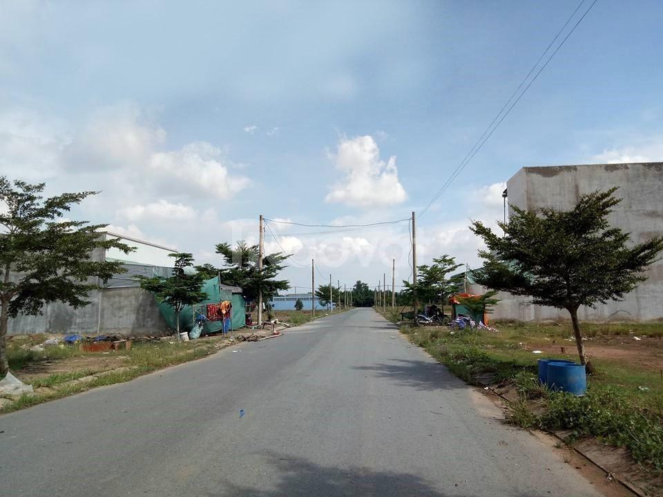 Chính chủ bán lô đất QL22 gần bệnh viện Xuyên Á, DT 5x25m SHR