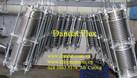 Khớp giãn nở inox (model: DE-200) - Ống mềm inox chịu nhiệt cao (ảnh 5)