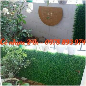 Cỏ nhân tạo, cỏ trang trí giá rẻ tại quảng ninh