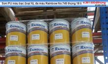 Bán sơn chịu nhiệt Rainbow đa màu 200 độ C