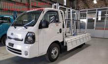 Giá xe tải KIA K250 2,5 tấn chở kính, gach men tại BRVT.