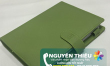 Sản xuất sổ tay, hộp đựng sổ tay, bộ quà tặng doanh nghiệp sang trọng