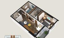 1,1 tỷ sở hữu căn hộ 2 phòng ngủ cao cấp liền kề Vincity Sportia