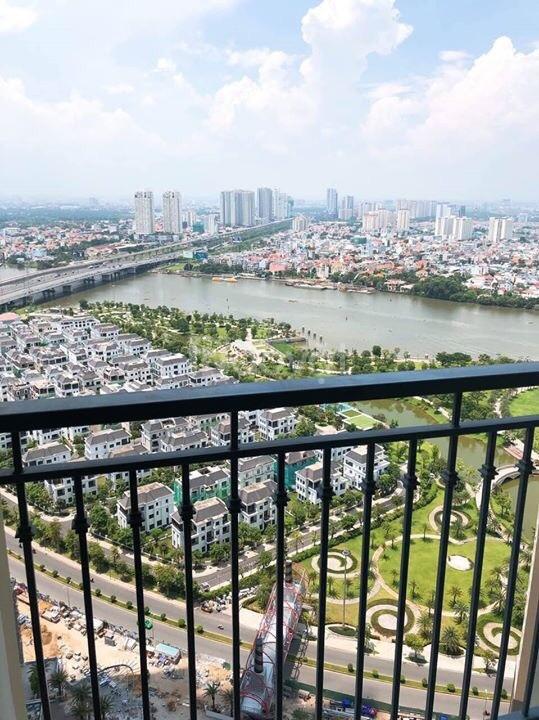 Căn hộ Saigon South Plaza Quận 7 - Giá 24 triệu/m2 - Tặng nội thất