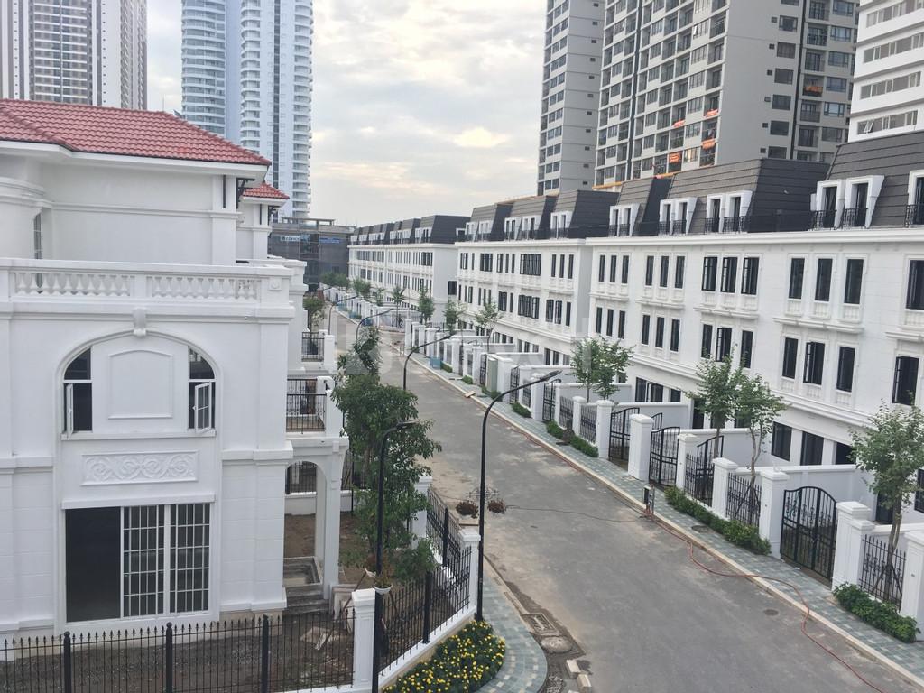 Cho thuê Shophouse Embassy Garden mở spa
