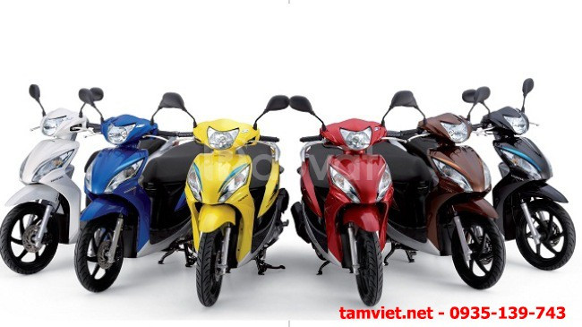 Thuê xe máy Hà Nội giá rẻ chỉ 50k/ngày miễn đặt cọc