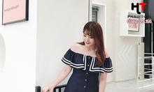 Shop váy đầm bigsize HT-Fashion - Váy đầm cho người béo ở Hà Nội