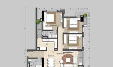 Cơ hội sở hữu căn hộ cao cấp 3 phòng ngủ cho cả gia đình 132m2