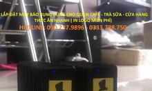 Bán máy báo rung gọi khách lấy đồ ăn - thức uống tại Đồng Nai