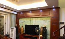 Bán nhà đẹp 5 tầng khu phân lô ngõ 381 Nguyễn Khang, 39m2, MT 5,9m