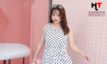 Shop HT-Fashion - Váy đầm cho người béo mập trung niên ở Hà Nội