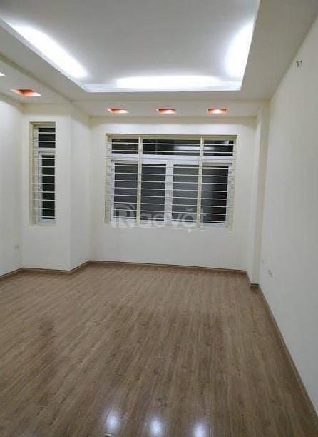 Bán nhà đẹp Yên Lãng 50m2*5 tầng, MT4,5m