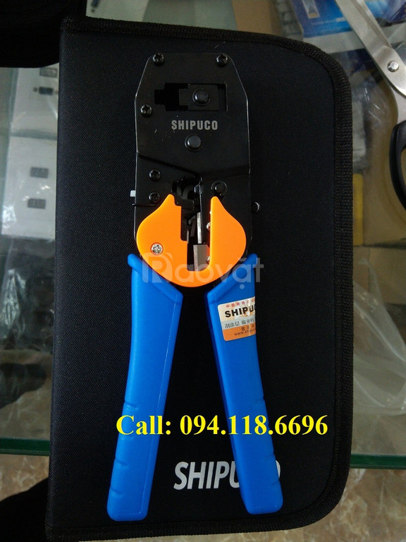 Bộ dụng cụ làm mạng giá rẻ SPC012-5/01 hãng Shipuco